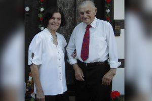 60 Jahre verheiratet: Liesel & Fritz Keck feierten »Diamantene Hochzeit«