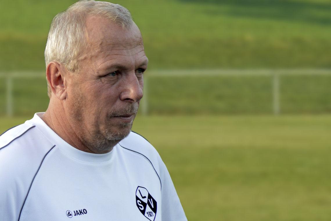 Armin Reichmann sagt dem Fußball »ade«