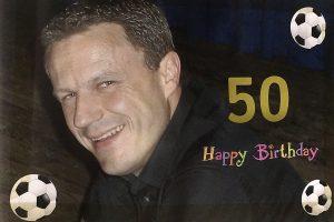 Happy Birthday, Jürgen! Der SVL-Boss feierte seinen 50sten