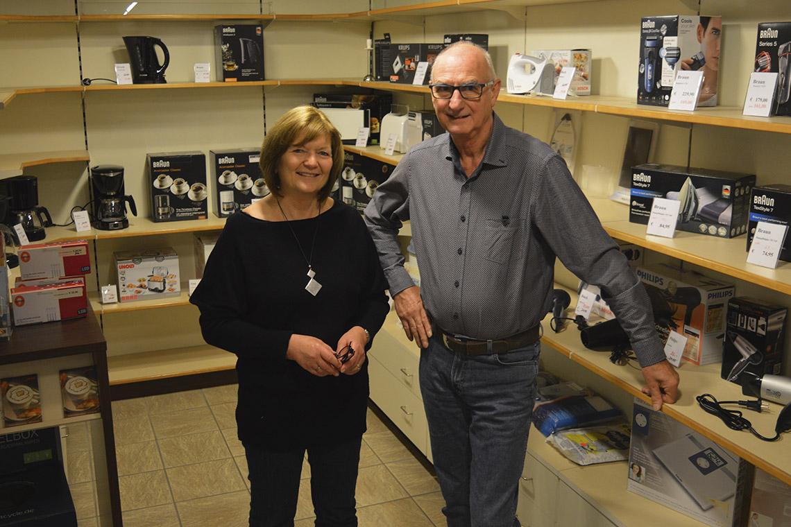 In Leutesheim geht ein Ära zu Ende: Der »Elektro-Keck« schließt sein Ladengeschäft