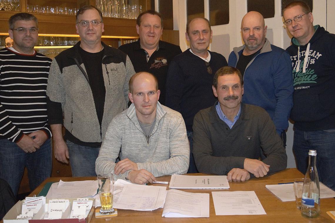 Read more about the article ASV-Hauptversammlung: Jörg Hummel ist neuer Vereinsboss