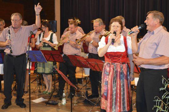 aktives dorf leutesheim litze wiedeköpf musikverein harmonie kleinmann