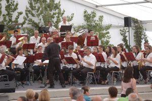 Read more about the article Schlager-Party, Gala-Konzert & Blasmusik: Musikfest bot Programm für Jedermann