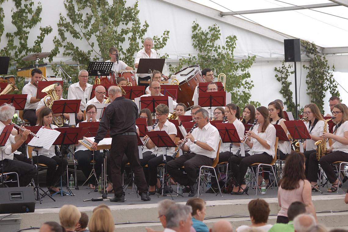 Schlager-Party, Gala-Konzert & Blasmusik: Musikfest bot Programm für Jedermann