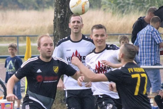 svl sportfest sportverein sv leutesheim aktives dorf presse