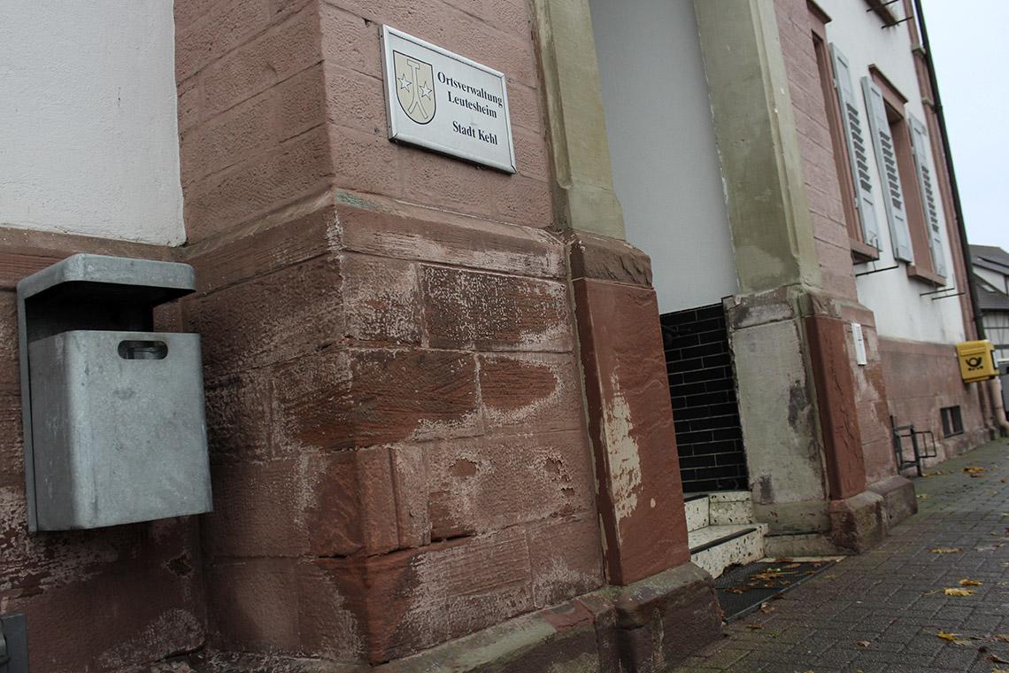 Rathaus-Sanierung nach 20 Jahren nun nochmal aufgeschoben