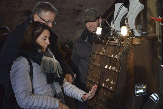 aktives dorf leutesheim löwen advent weihnachten adventsmarkt