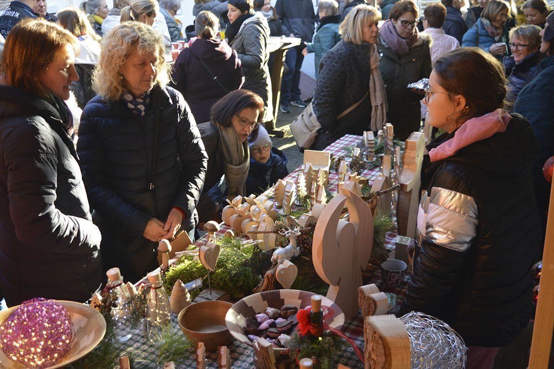 aktives dorf leutesheim litze adventsmarkt advent
