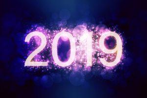 Meine besten Glückwünsche zum neuen Jahr!