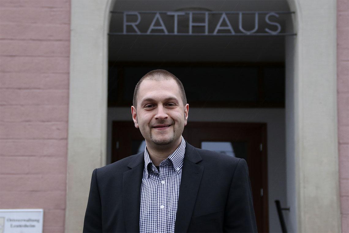 Read more about the article Ortsvorsteher-Kandidat: Martin Wahl möchte neuer Rathaus-Chef von Leutesheim werden