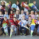 einschulung leutesheim litze grundschule