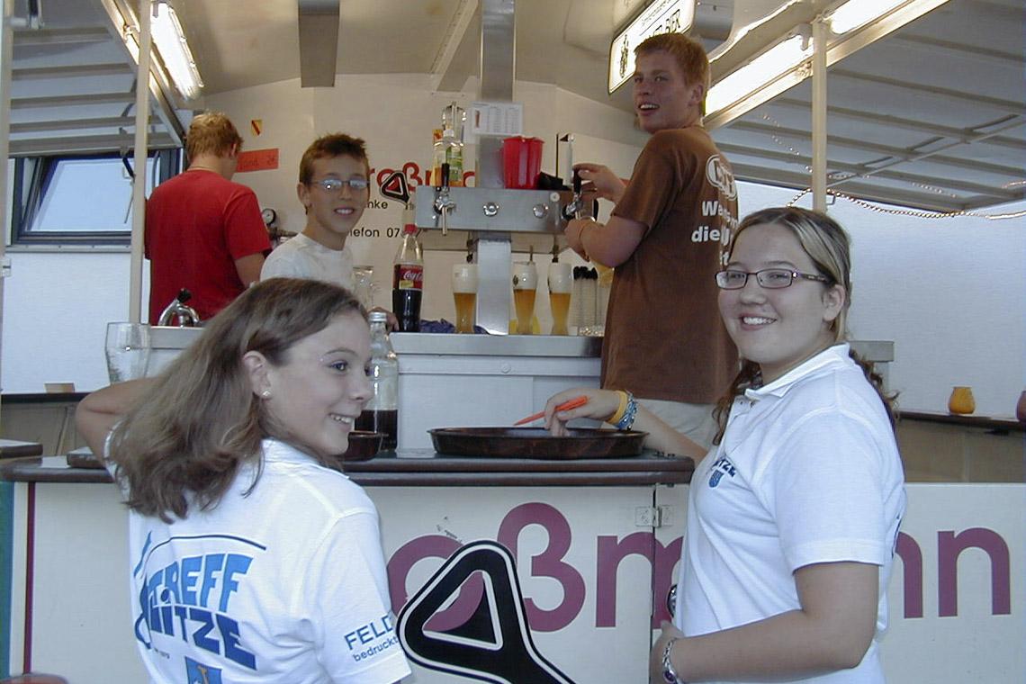»Treff-Fest« in Leutesheim kam bei alt & jung prima an