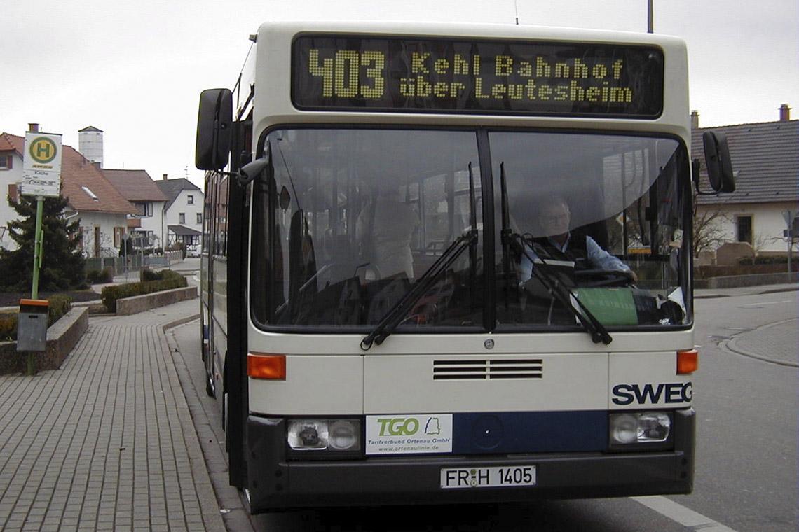 SWEG-Ärger: Bürger verärgert über neuen Busfahrplan