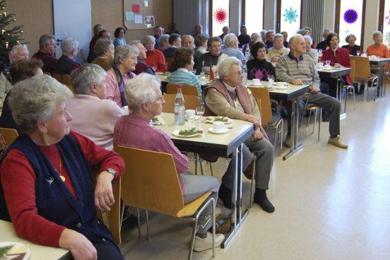 drk senioren weihnachtsfeier litze leutesheim aktives dorf