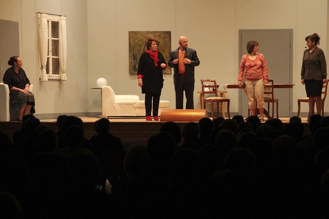 Laute Lacher und großer Applaus bei ATK-Aufführung in Leutesheim