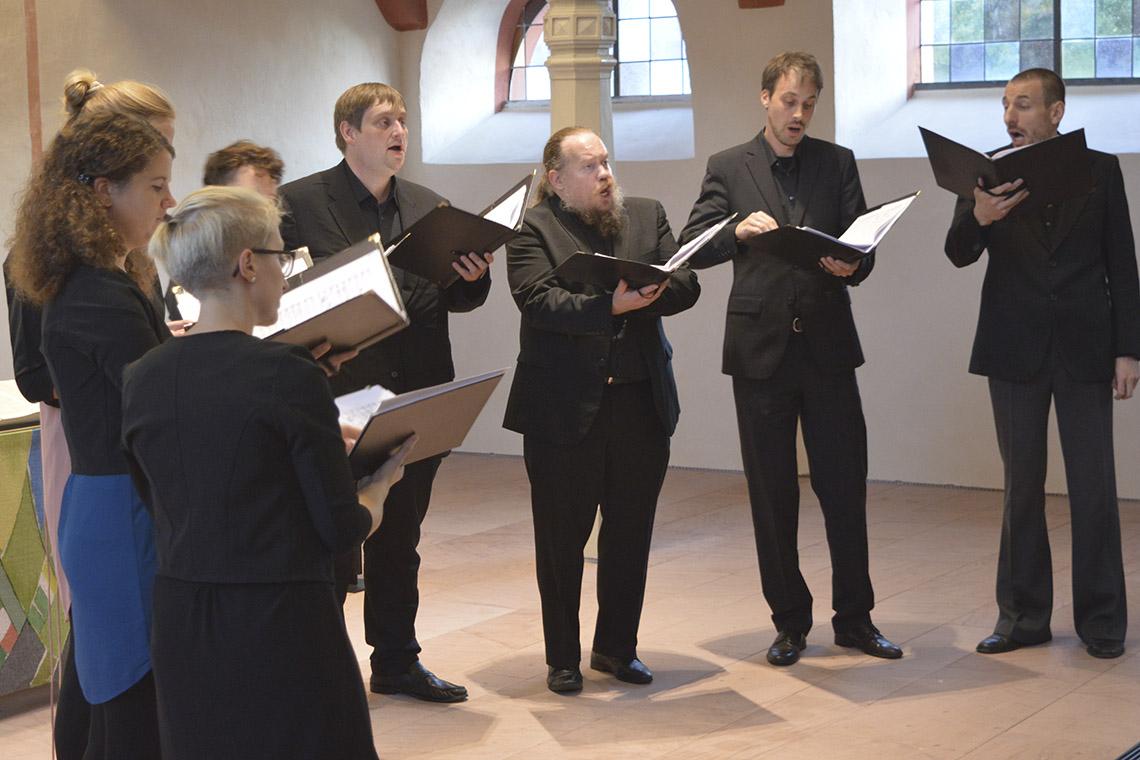 »Filsbach Consort« begeistert in der Leutesheimer Kirche