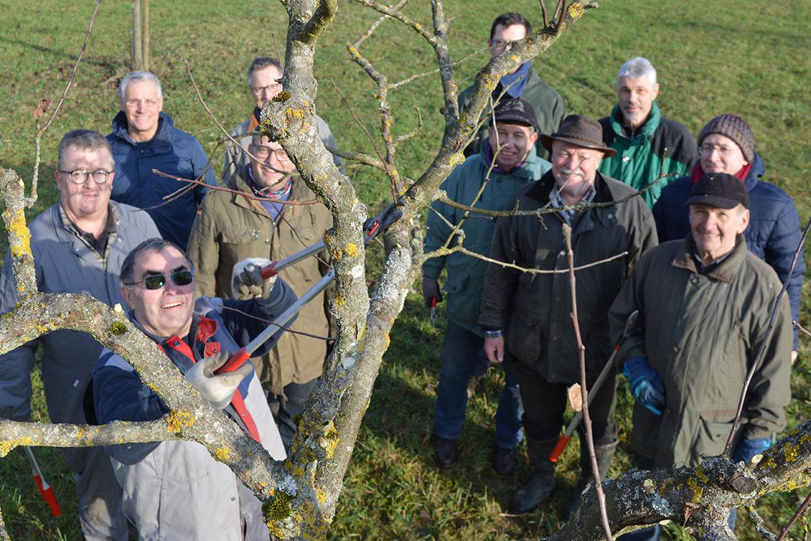 Baumschnittkurs in Leutesheim