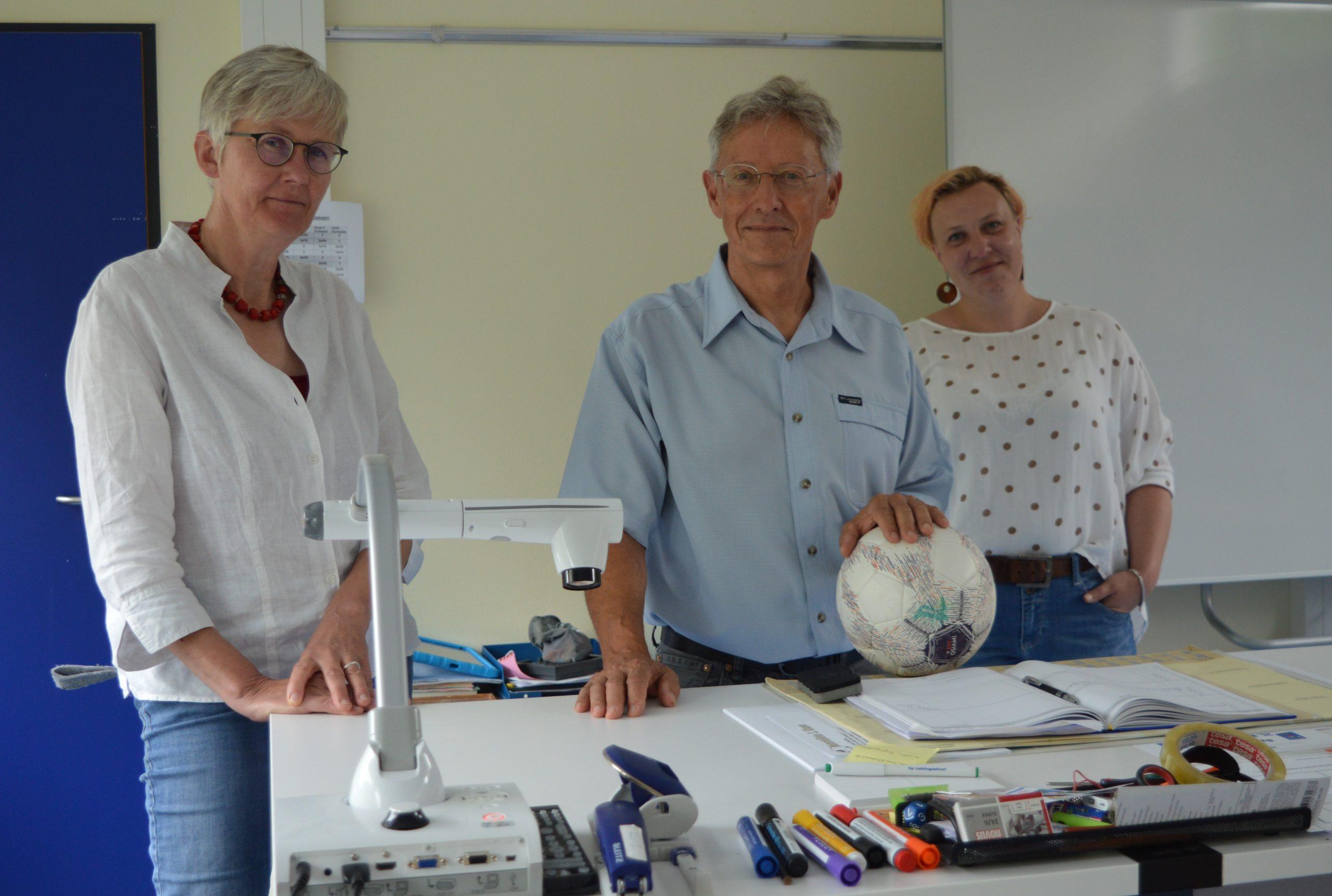 Read more about the article Leutesheimer Grundschulleiter Rolf Geisinger in den Ruhestand verabschiedet